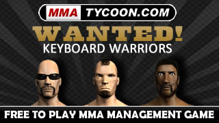 MMA Tycoon Game